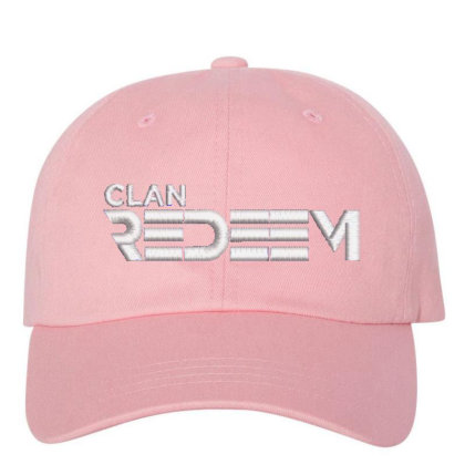 Clan Redeem Embroidered Hat Embroidered Dad Cap Designed By Madhatter