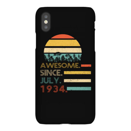 Awesome Since July 1934 Iphonex Case Designed By Bettercallsaul