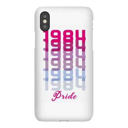 Pride 1984 Iphonex Case Designed By Bettercallsaul