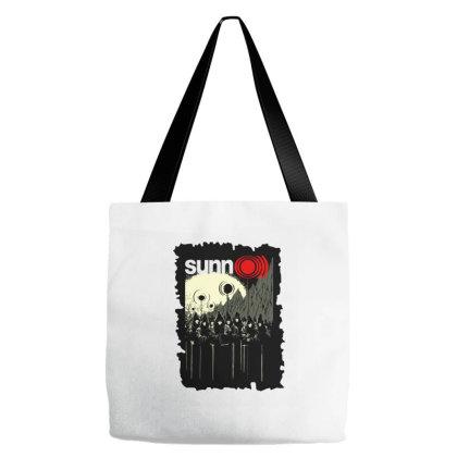 Sunn Band Illuminati Tote Bags Designed By Blackstars