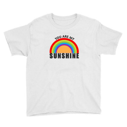 You Are My Sunshine Youth Tee Designed By Jack14
