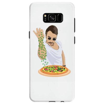 Weed Bae Samsung Galaxy S8 Case Designed By Darthn00b