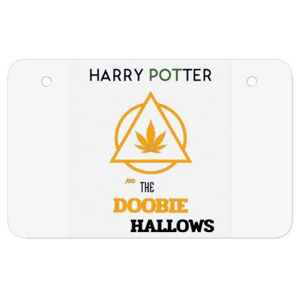 Doobie Hallows Atv License Plate Designed By Darthn00b