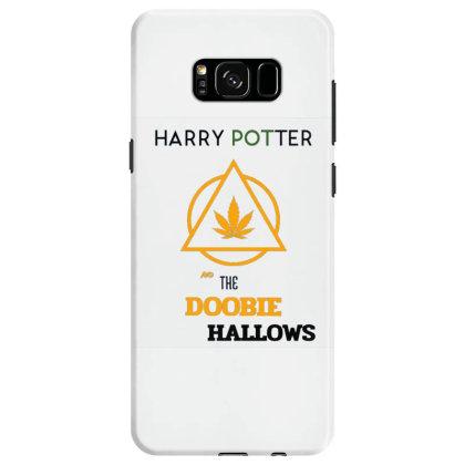 Doobie Hallows Samsung Galaxy S8 Case Designed By Darthn00b