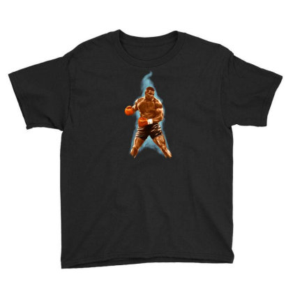 Black Power Youth Tee Designed By Sketchfunart