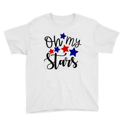 Oh My Stars Youth Tee Designed By Tht