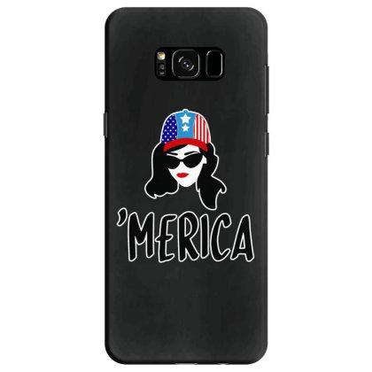 Merica Samsung Galaxy S8 Case Designed By Tht