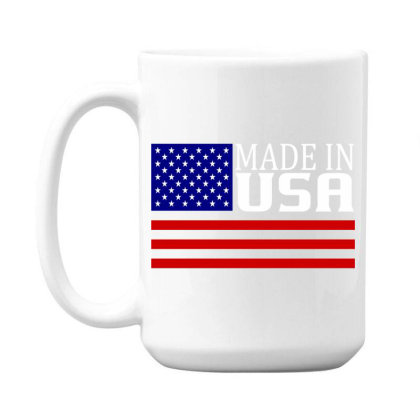 Made In Usa 15 Oz Coffe Mug Designed By Tht