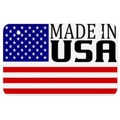 Made In Usa Atv License Plate Designed By Tht