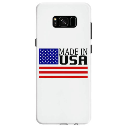 Made In Usa Samsung Galaxy S8 Case Designed By Tht