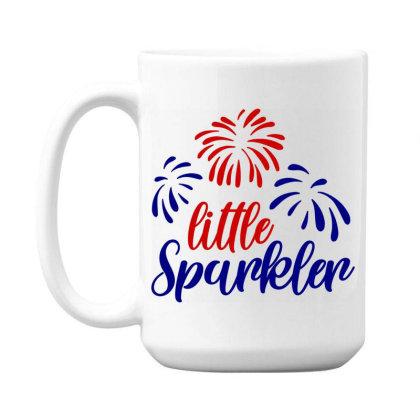 Little Sparkler 15 Oz Coffe Mug Designed By Tht