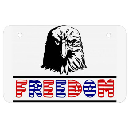 Freedom Atv License Plate Designed By Tht