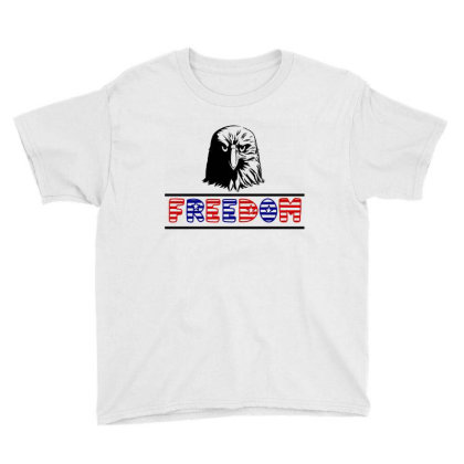 Freedom Youth Tee Designed By Tht