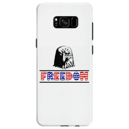 Freedom Samsung Galaxy S8 Case Designed By Tht