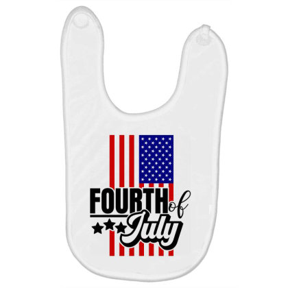 Fourth Of July Baby Bibs Designed By Tht