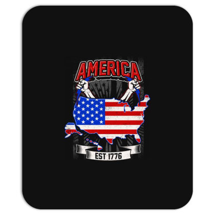 American Themed Mousepad Designed By Tht