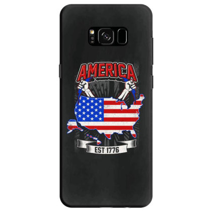 American Themed Samsung Galaxy S8 Case Designed By Tht