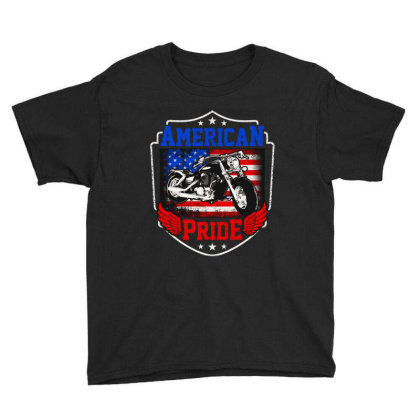 American Pride Youth Tee Designed By Tht