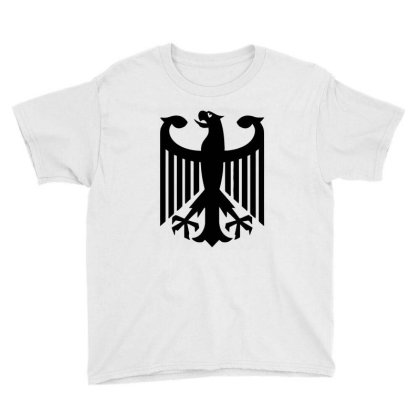 Bundeswehr German Army Eagle Youth Tee Designed By Ampun Dj
