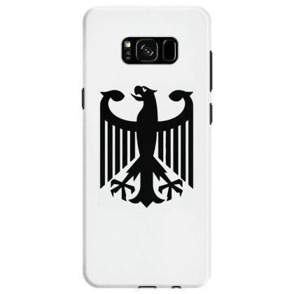 Bundeswehr German Army Eagle Samsung Galaxy S8 Case Designed By Ampun Dj