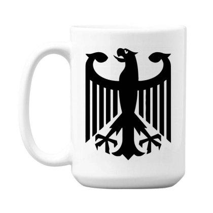 Bundeswehr German Army Eagle 15 Oz Coffe Mug Designed By Ampun Dj