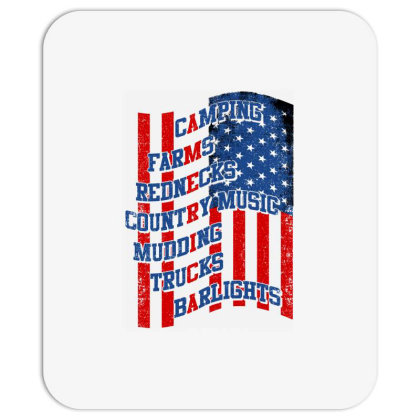 America Mousepad Designed By Tht