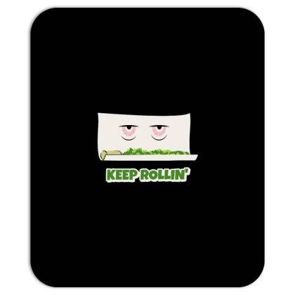 Keep Rollin' Mousepad Designed By Darthn00b