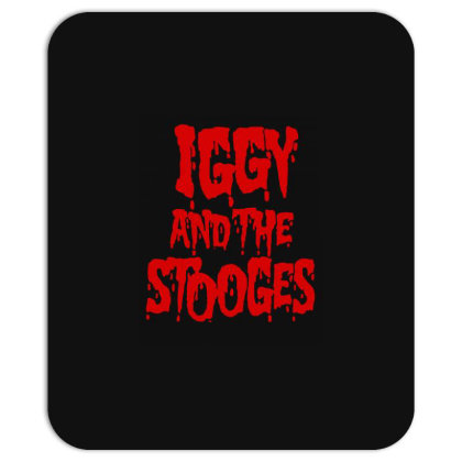 Iggy & The Stooges Shirt, Sticker T Shirt Mousepad Designed By Babydoll