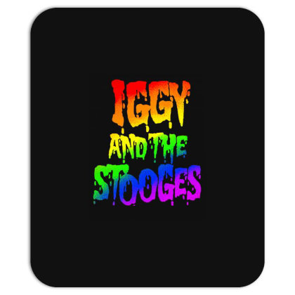Iggy & The Stooges Shirt, Sticker, Mask Classic T Shirt Mousepad Designed By Babydoll