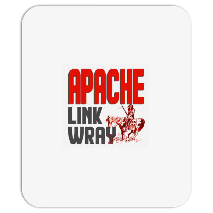 Apache Link Wray Mousepad Designed By Babydoll