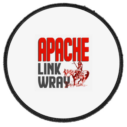 Apache Link Wray Round Patch Designed By Babydoll