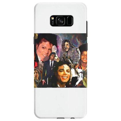 Mj Poster 1 Samsung Galaxy S8 Case Designed By Artango
