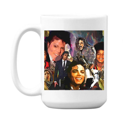 Mj Poster 1 15 Oz Coffe Mug Designed By Artango