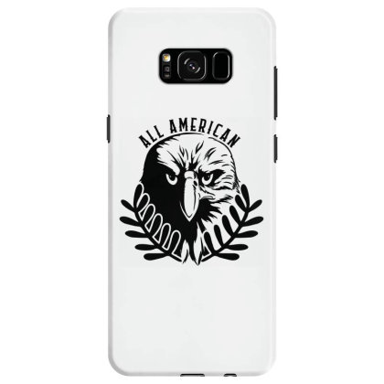 All American Samsung Galaxy S8 Case Designed By Tht