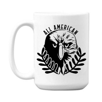 All American 15 Oz Coffe Mug Designed By Tht