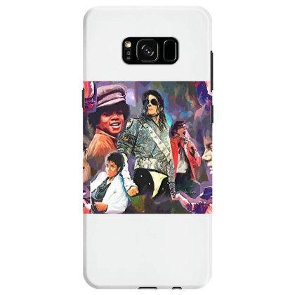 Mj  Poster Samsung Galaxy S8 Case Designed By Artango