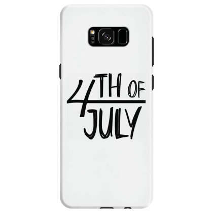 4th Of July Happy Independence Day Samsung Galaxy S8 Case Designed By Tht