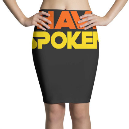I Have Spoken Pencil Skirts Designed By G3ry