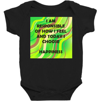 Happiness Baby Bodysuit Designed By Artango