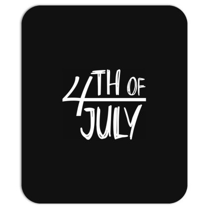 4th Of July Happy Independence Day Mousepad Designed By Tht