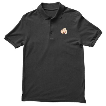 Yes Its You Men's Polo Shirt Designed By Sufiyan67