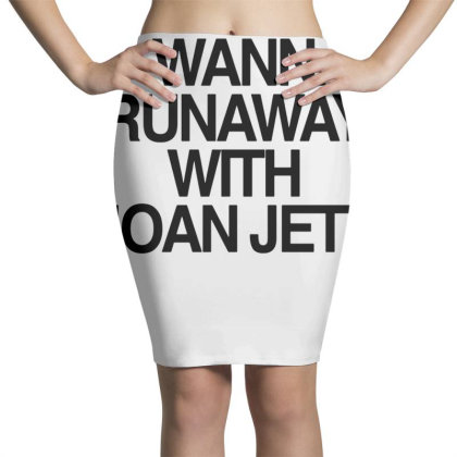 I Wanna Runaway Pencil Skirts Designed By G3ry