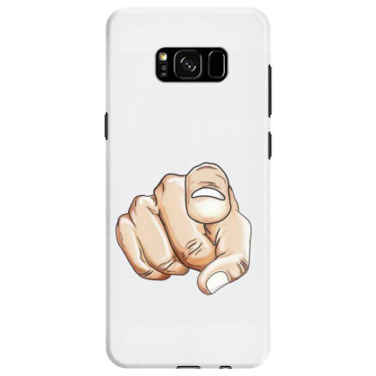 Yes Its You Samsung Galaxy S8 Case Designed By Sufiyan67