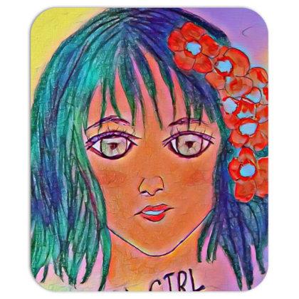 Cool Girl Mousepad Designed By Swati455