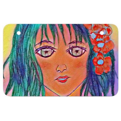 Cool Girl Atv License Plate Designed By Swati455