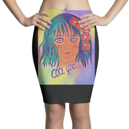 Cool Girl Pencil Skirts Designed By Swati455