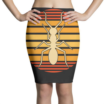 Insect Ant Keeper Ants Pencil Skirts Designed By G3ry