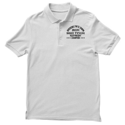 Iron Mike Tyson Men's Polo Shirt Designed By G3ry
