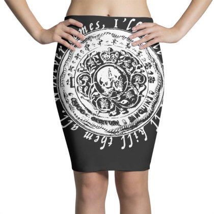 John Wick Blood Oath Pencil Skirts Designed By G3ry