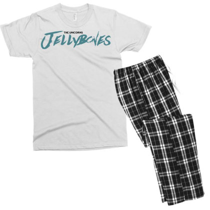 Jellybones Men's T-shirt Pajama Set Designed By G3ry